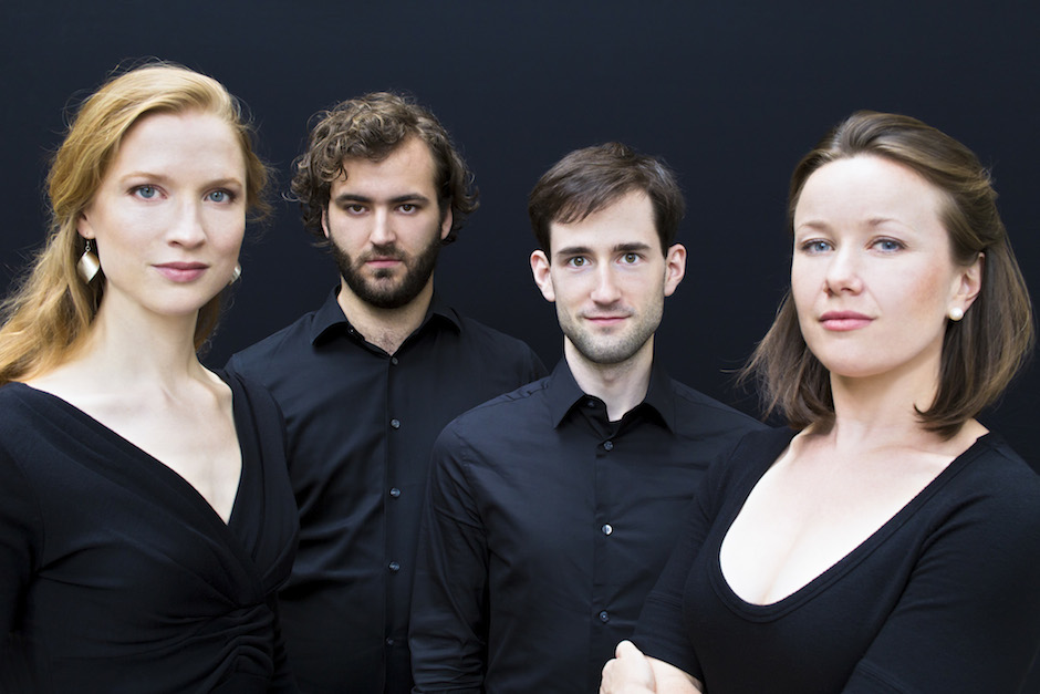 Diderot Quartet April 2016