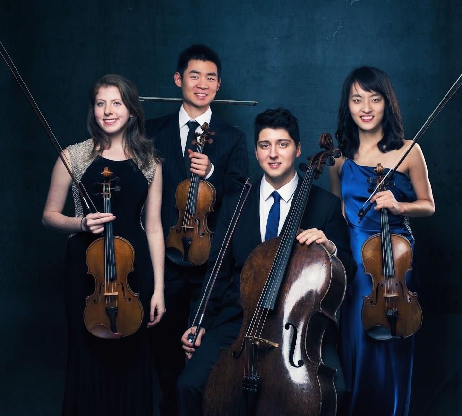 Omer Quartet     April 2017
