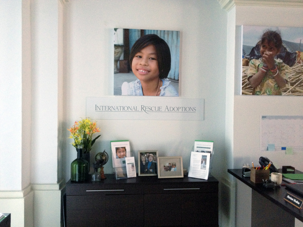 Adoption Agency Office