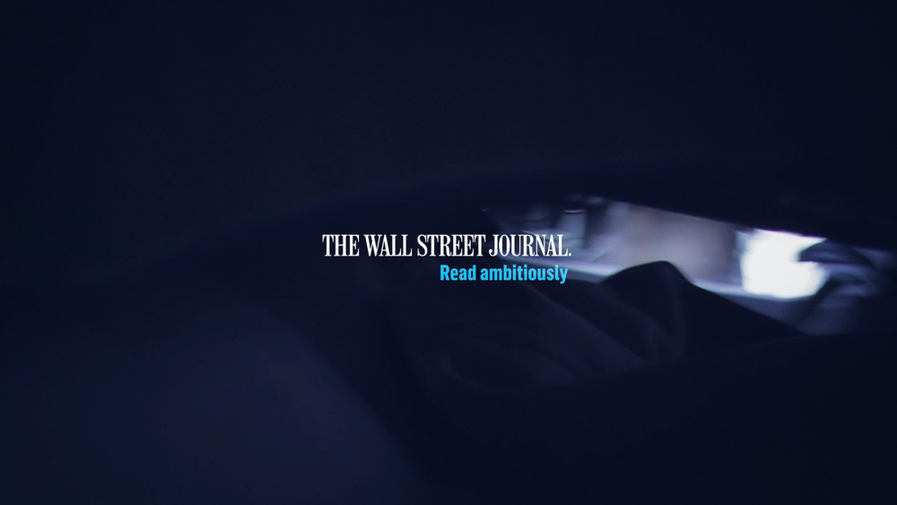 WSJ : TV Commercial