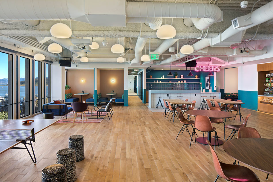 WeWork Projects