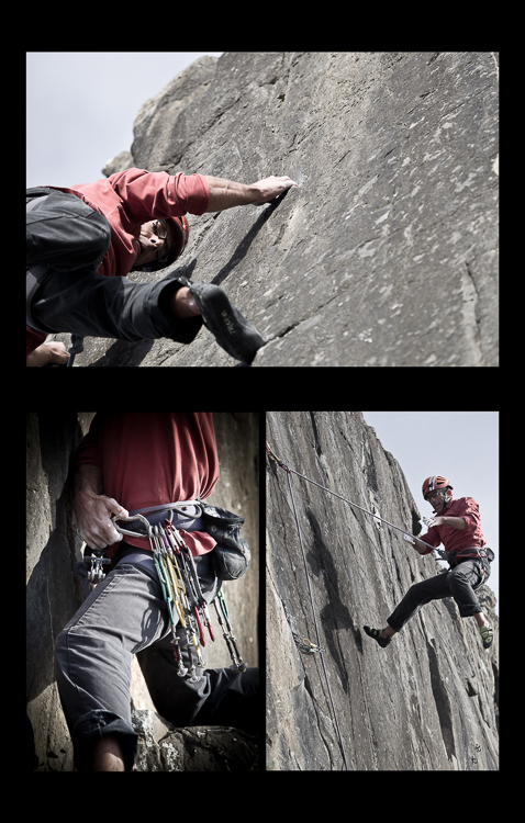 rock climbing at Casal de Pianos, Portugal