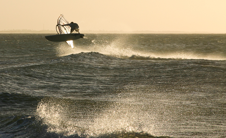 Jericoacoara windsurf