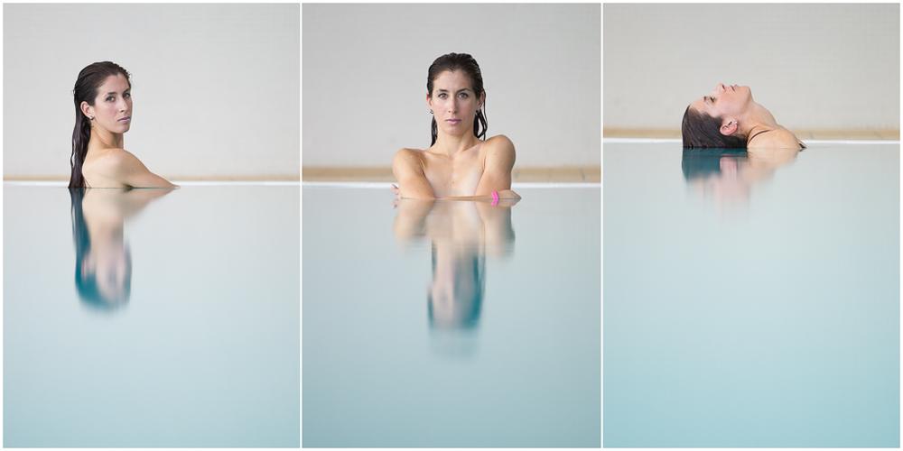 Retrato - triatleta Vanessa Pereira
