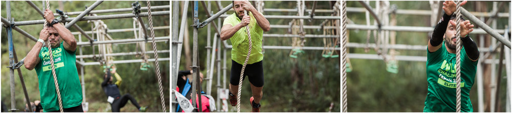 Wild Challenge Cascais 2016 - Obstacle Course Racing