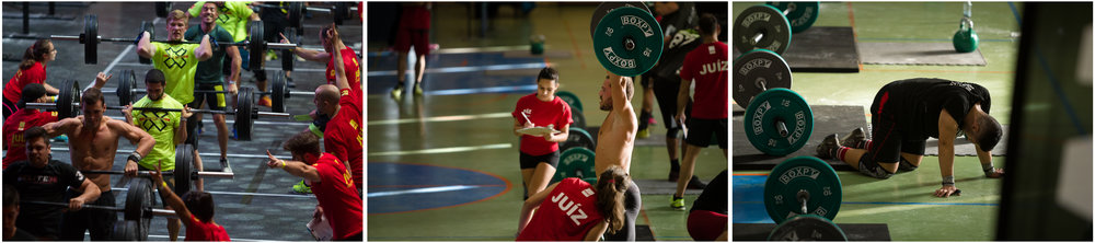 Manz Cross Games 2016 - CrossFit