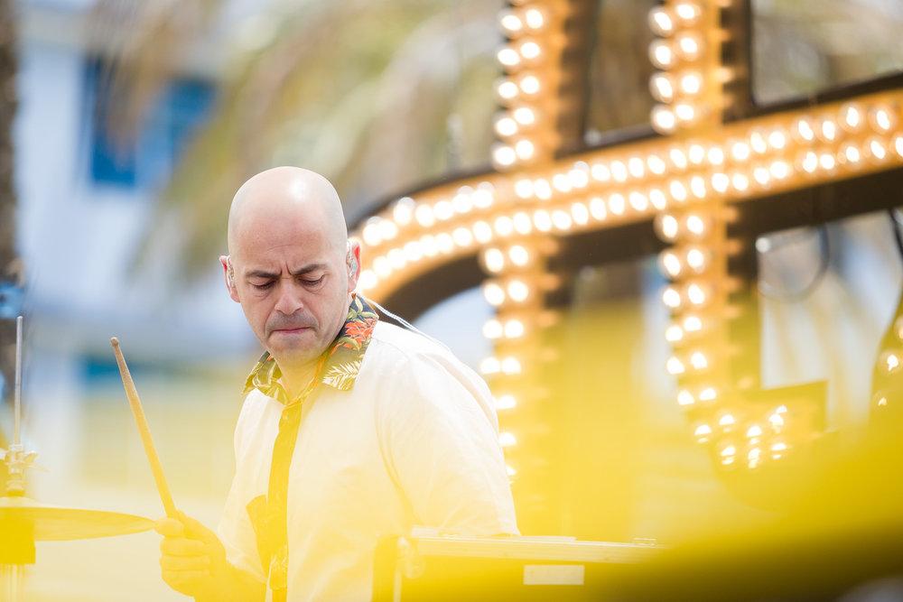 Gonçalo Barriga Lifestyle Photographer - Os Azeitonas in concert