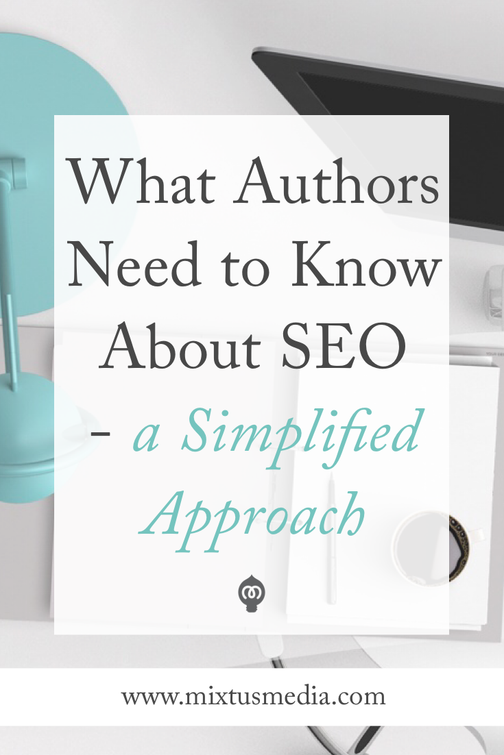 What authors need to know about SEO