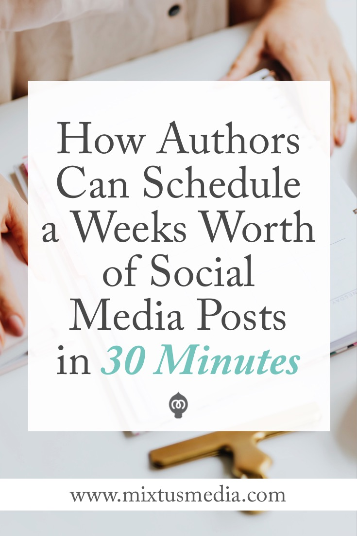 I'll show you how authors can save a ton of time scheduling posts on social media all while growing your audience and seeing bigger results. Book marketing strategies, book marketing tips, social media tips for authors, author marketing, book marketing ideas, social media strategies for authors, book publishing, creating content for authors,