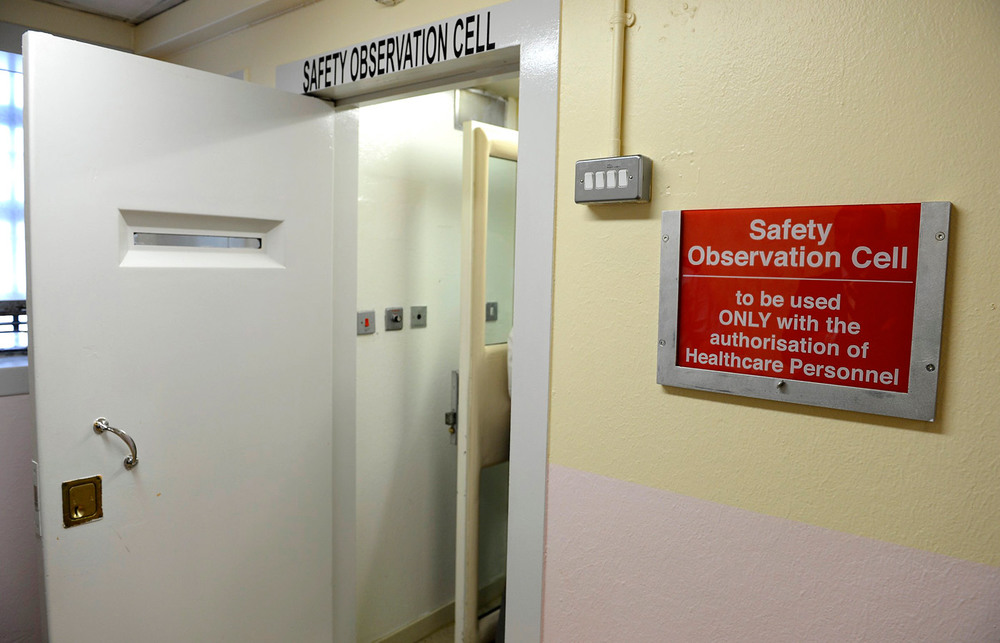 When the High Support Unit was opened, Mountjoy's use of isolation cells dropped by 60 per cent