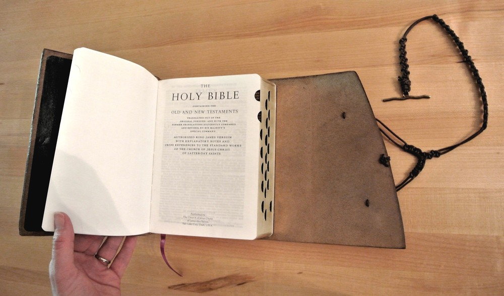 Circle M-Brand Leather Bible.JPG