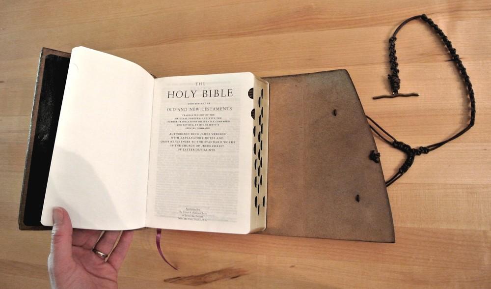 Circle M-Brand Leather Bible.JPG