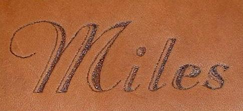 Circle M-Brand heat engraving Decorative name.JPG