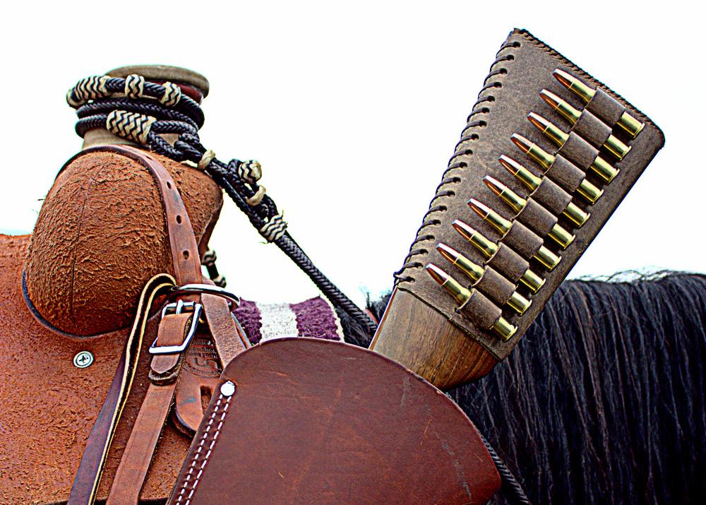 Circle M Brand - Buttstock Cuff - horse 2.jpg