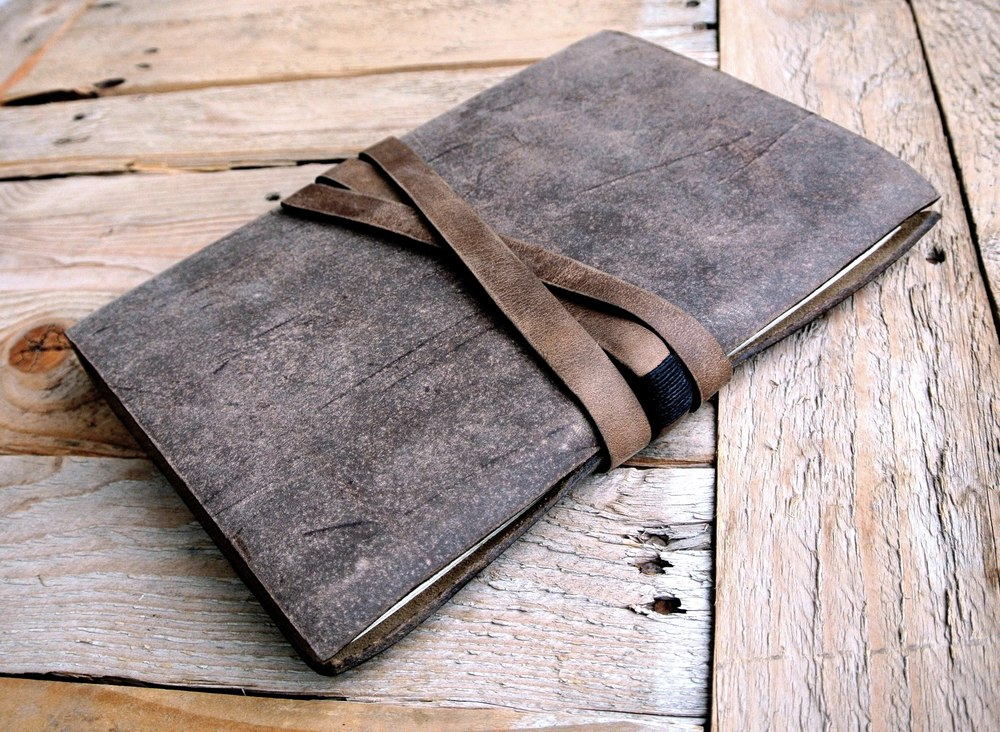 Circle M Brand - leather journal.JPG