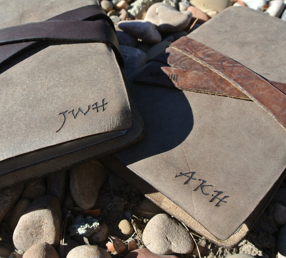 Circle M Brand - His & Hers Bibles Engraved.JPG