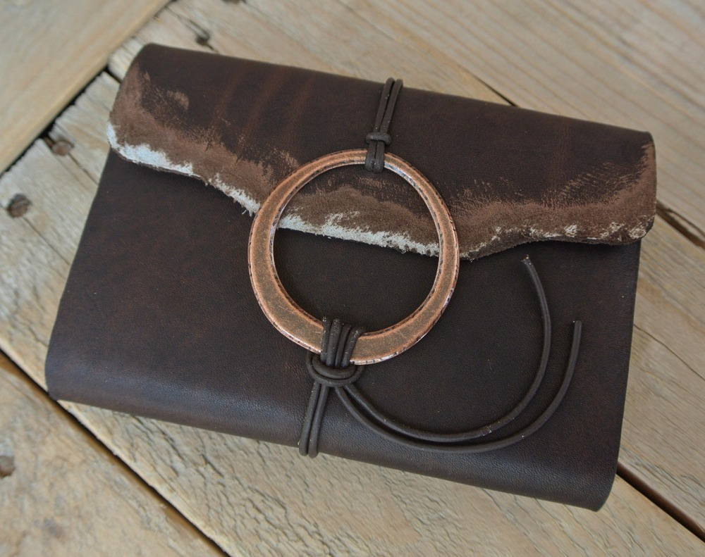FOR SALE - Handmade Leather Book of Mormon (above) Compact (3½x5) - not thumb indexed with glued binding. $48 ($14 shipping & sales tax applies to UT residence) Email me at: CircleM@outlook.com