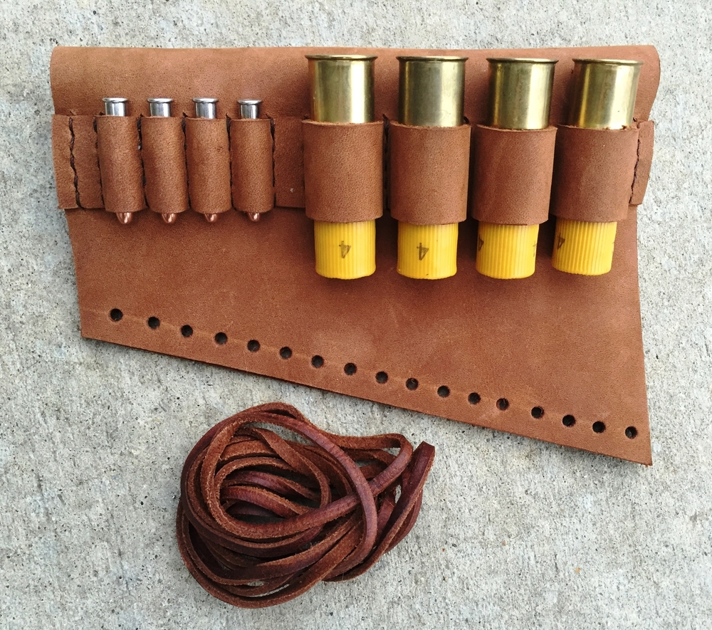 Circle M Brand - leather buttstock cuff ammo holder.JPG