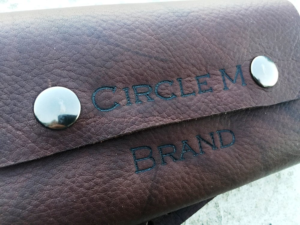Circle M Brand - leather Pyrography (2).JPG
