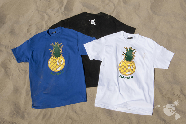 The-Hundreds-x-Hawaii-Summer-2013_Adam-Pinapple-Tee_11-copy