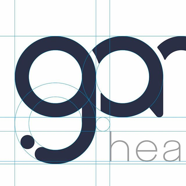 Refining a new brand identity for an established healthcare company #newwork #brandidentity #identity  #design #typography #healthcare