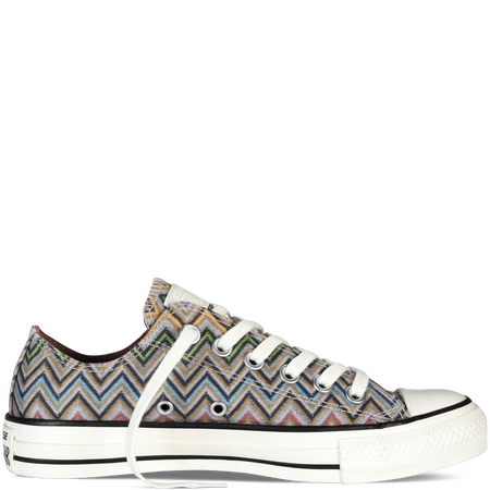 3.  Converse x Missoni = Any college kids' dream shoe.  Get a pair.