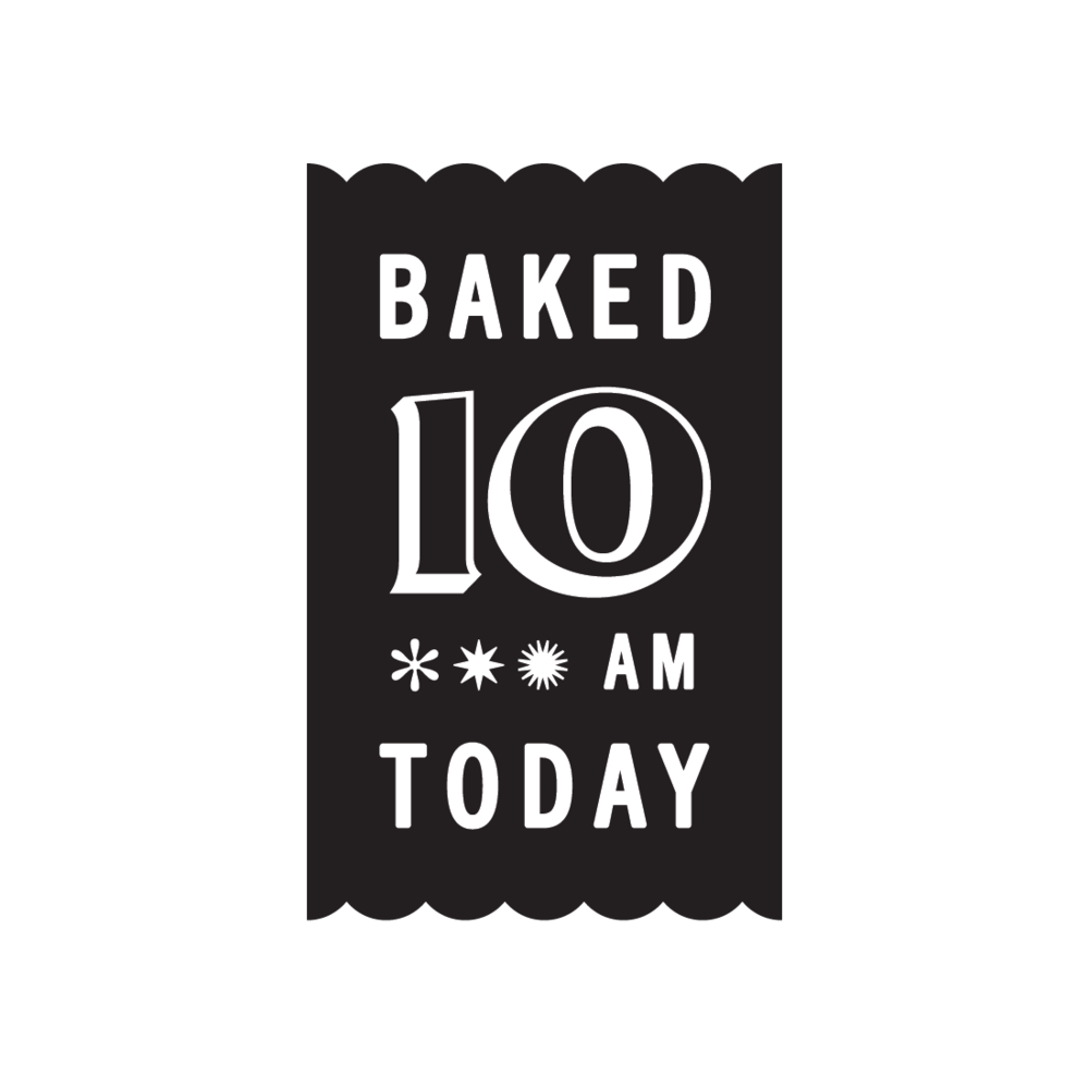 Mix Baked Fresh logo by Mark Mularz, Flip Design
