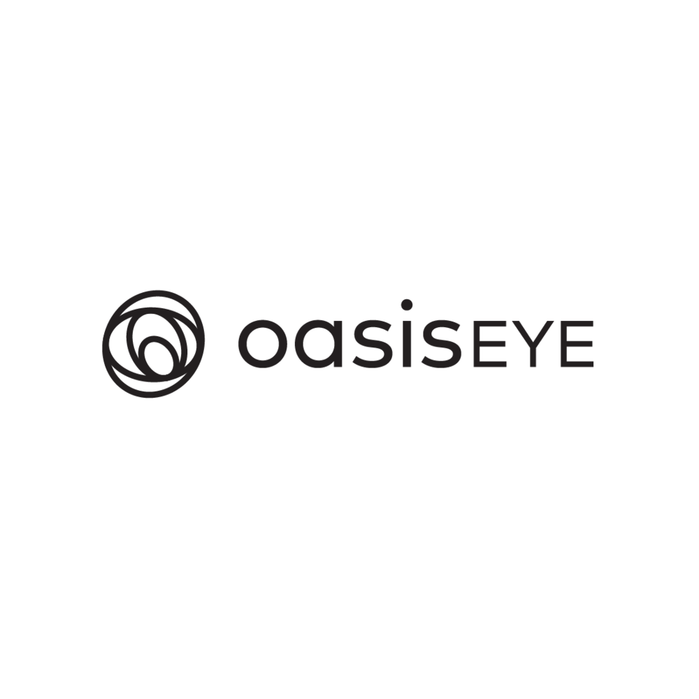 Oasis Eye logo by Mark Mularz, Flip Design