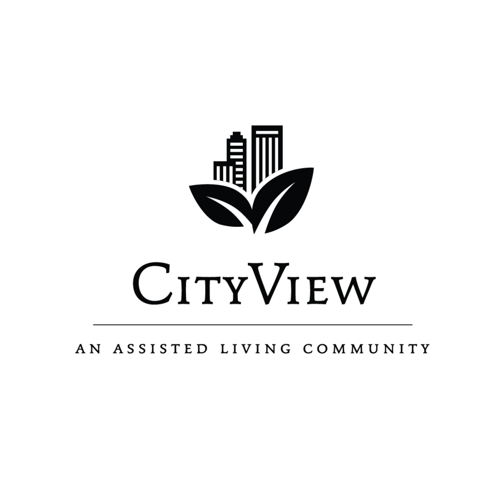 City View logo by Mark Mularz, Flip Design