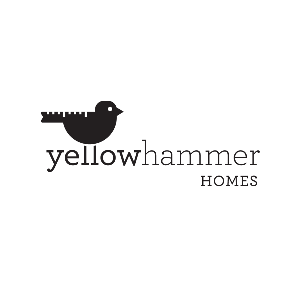 Yellowhammer Homes logo by Mark Mularz, Flip Design