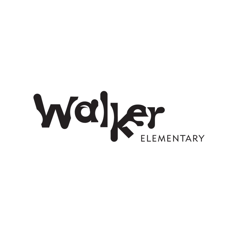 Walker Elementary Ashland Public School logo by Mark Mularz, Fetch Design