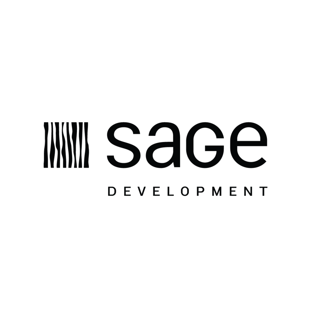 Sage Development of Ashland, Oregon logo by Mark Mularz, Fetch Design