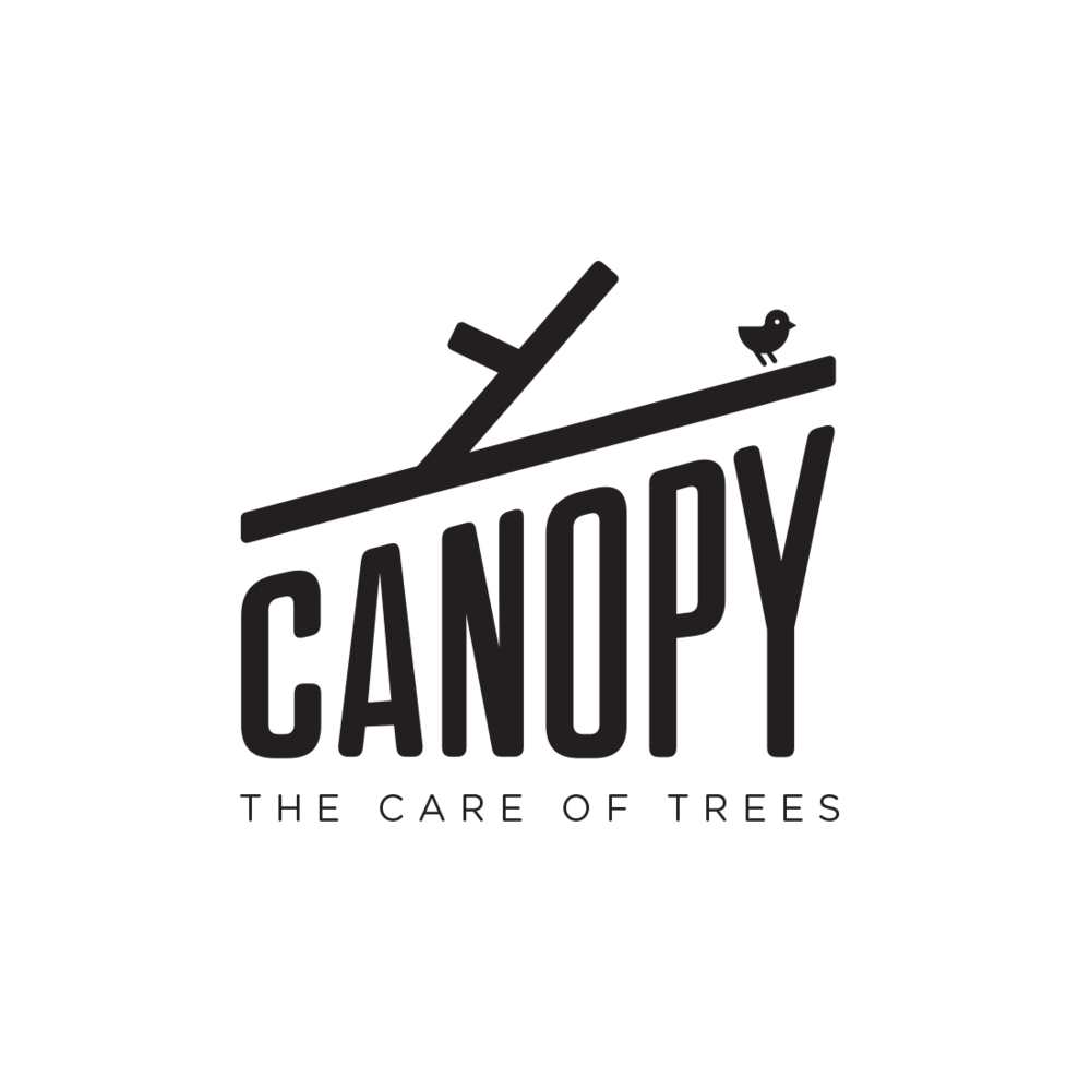 Canopy logo by Fetch Design, Portland, OR