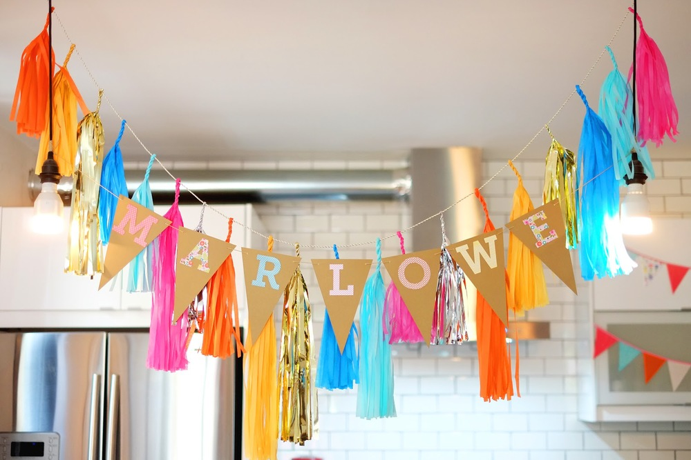 Baby-Shower-Tassel-Garland