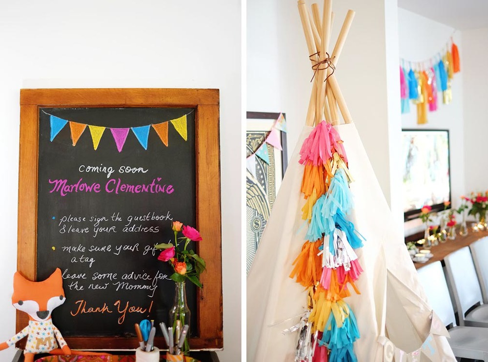 Bright-Baby-Shower-Tassel-Garland