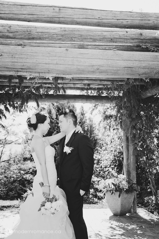 Rina Tony Mayfair Golf Course Outdoor Wedding Vancouver Wedding Photographer And