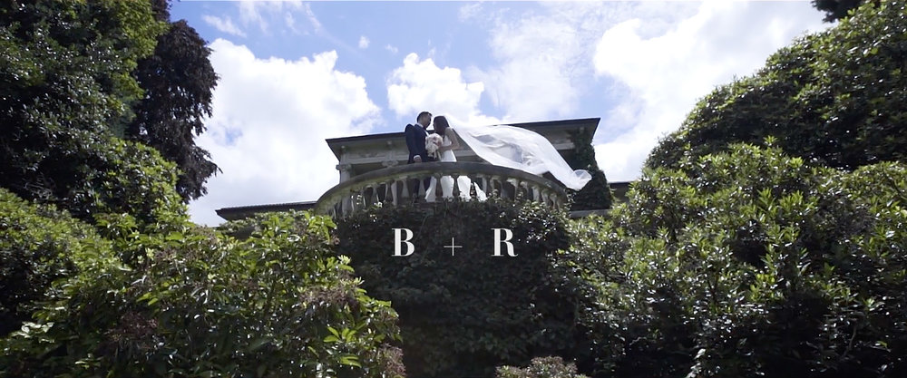 B + R | Hycroft Manor UBC Women's Club of Vancouver + Sutton Hotel | Same Day Edit (SDE) | Chinese Wedding
