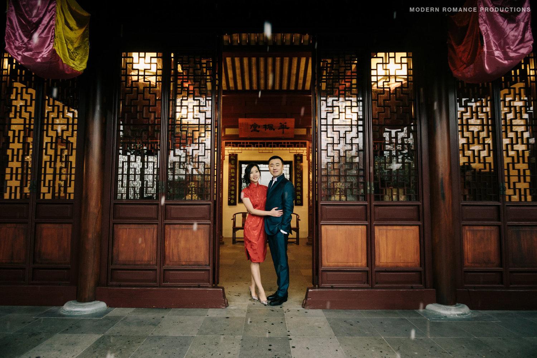 Janice + Keven | Elopement at Sun Yat Sen Chinese Garden Vancouver ...