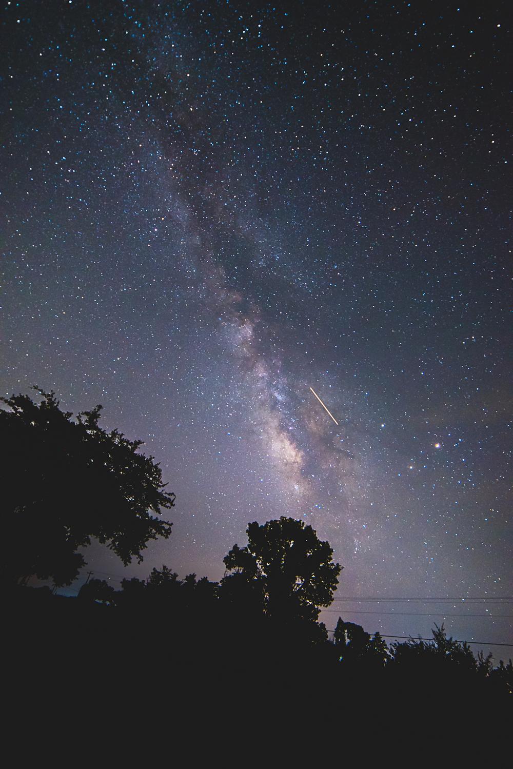 Milky Way, Glen Rose TX