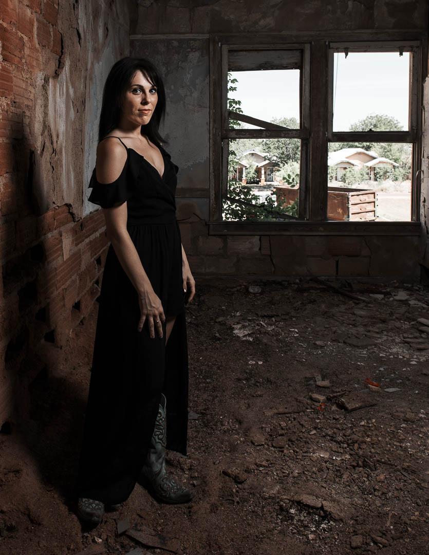 Musician Holly Jo Samsill