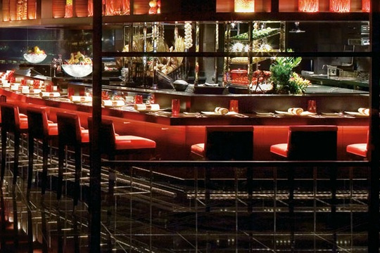 Latelier Joel Robuchon At MGM Grand