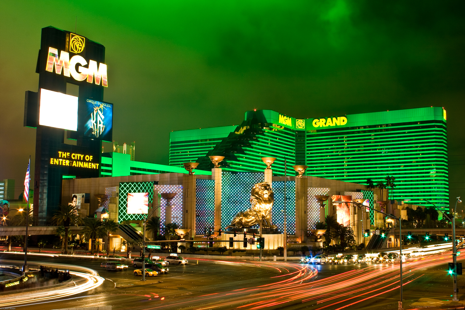 A Look Inside One Of Vegas Most Popular Hotels