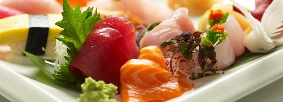 Sushi? Yes please!