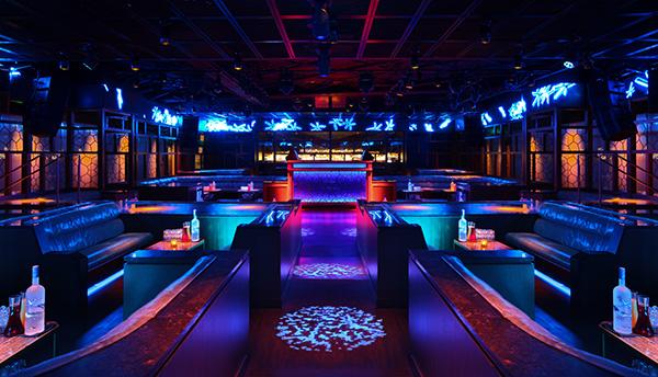 Hakkasan Las Vegas. Ling Ling Room