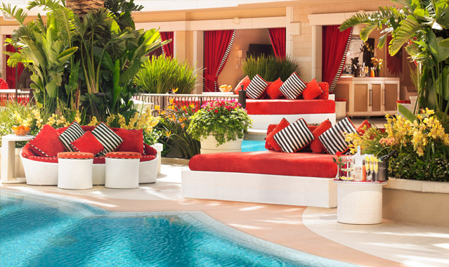 Encore Beach Daybed
