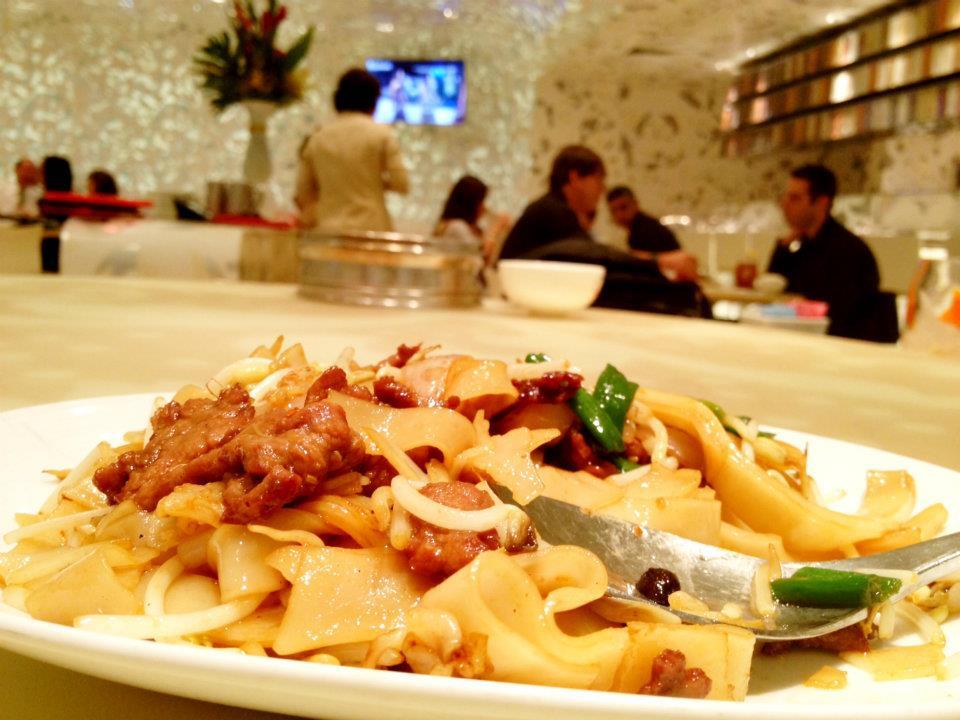 Beijing Noodle @ Caesars Palace
