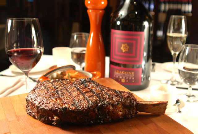 Top 7 Las Vegas Steakhouses