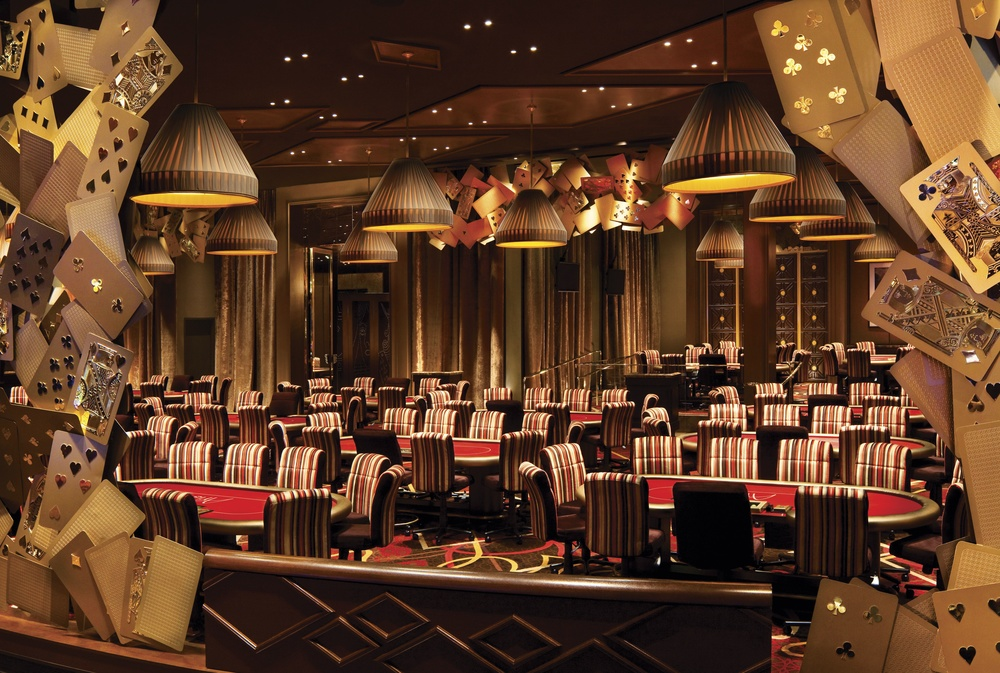 Vegas Poker Rooms