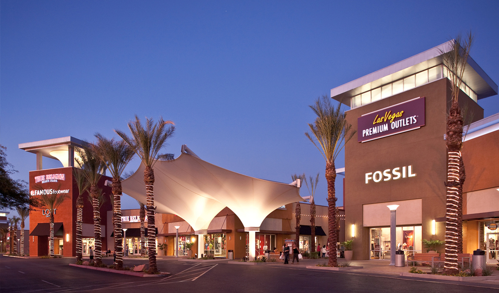 Fashion Mall Las Vegas Outlet