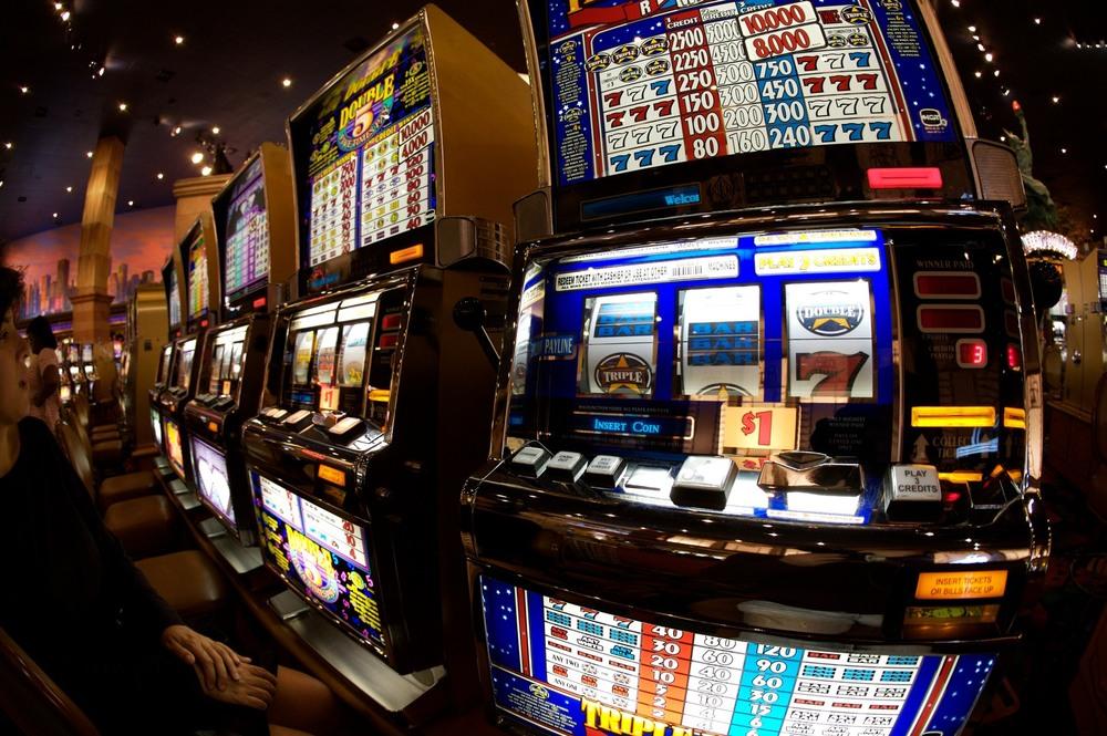 The Vegaster Skinny On Casino Slot Machines